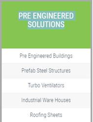 Picture of PRE ENGINEERED SOLUTIONS